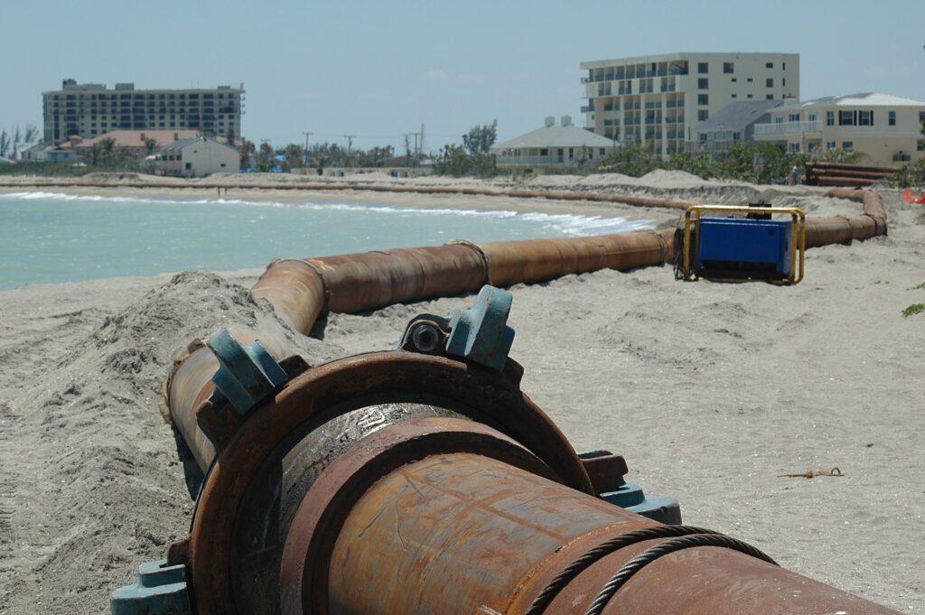 Beach Dredging