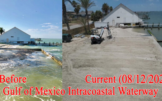 Gulf of Mexico Beach Erosion Solution