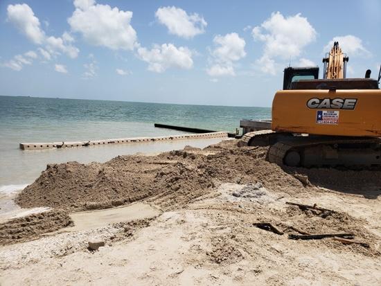 Sandsaver Gulf of Mexico Installation