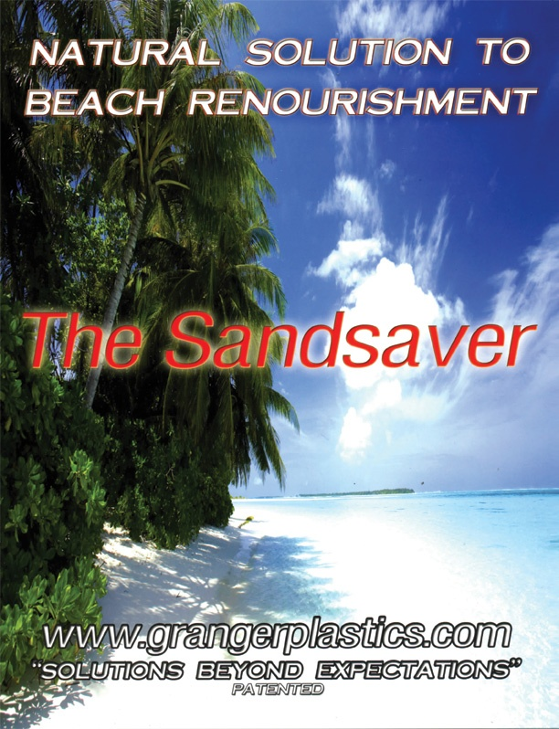 Sandsaver Beach Erosion Solution Information